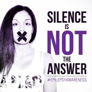 silence is not the answer