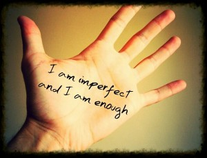 I am imperfect