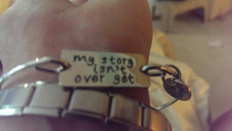 SIta's bracelet
